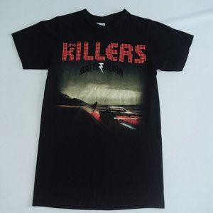 The Killers Album Cover Battle Born Tour 2014